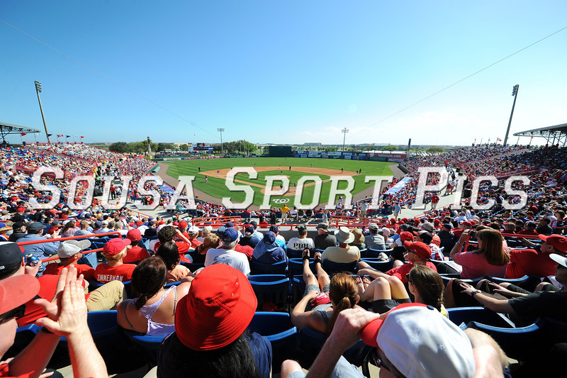 2014 Washington Nationals Spring Training